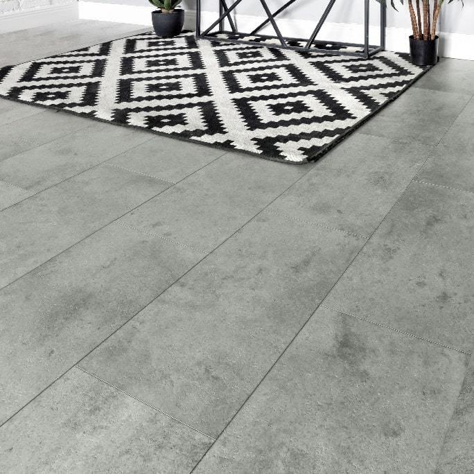 Каменно-полимерный ламинат (SPC) Alpine Floor - Stone Дорсет