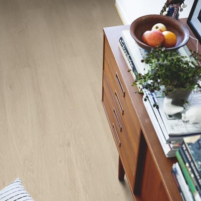 Виниловый пол Pergo - Optimum Click Morden Plank Дуб светло-бежевый (V3131-40080)