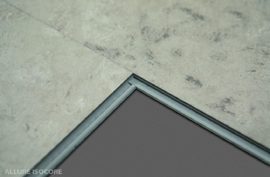 Виниловый ламинат Allure Floor - Isocore (7.5 мм) Севилья Светлая