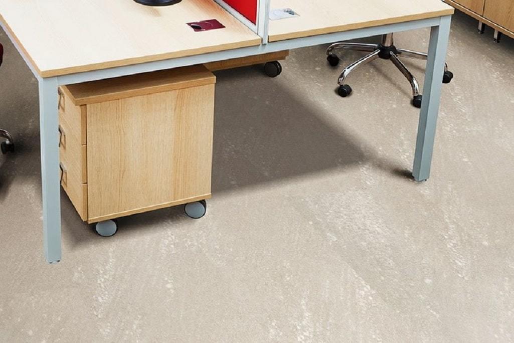 Виниловый ламинат Corkstyle - Vinyline Stone Plus Sandstone Grey