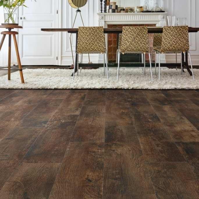 Виниловый ламинат Moduleo - Select Country Oak (24892)