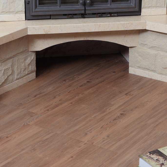 Виниловая плитка Decoria - Mild Tile Сосна Гарда