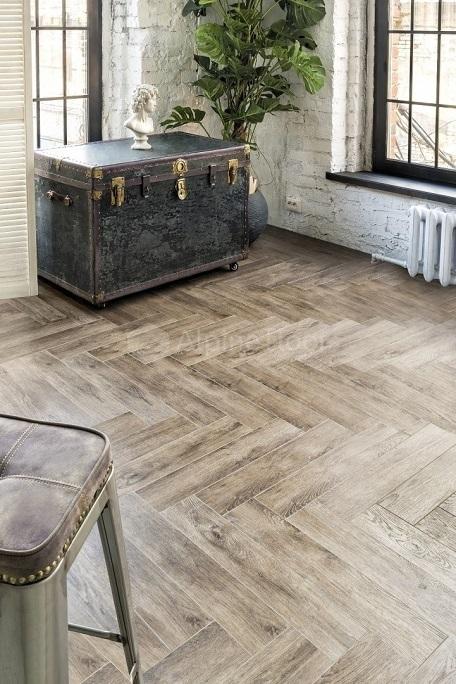 Виниловый ламинат Alpine Floor - Expressive Parquet Американское ранчо