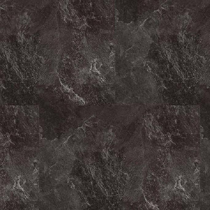 Виниловый ламинат Corkstyle - Vinyline Stone Plus Slate Silver