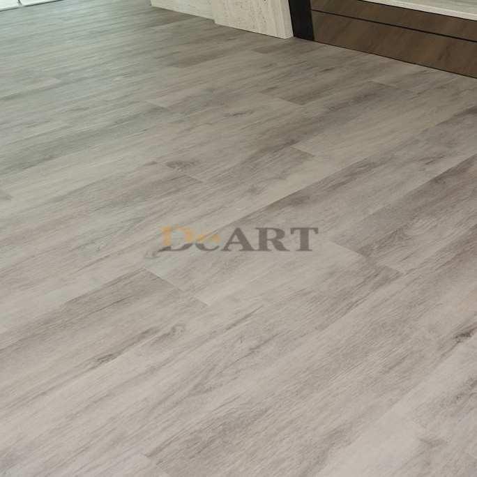 Виниловая плитка DeArt Floor - Strong Дуб Пепельный