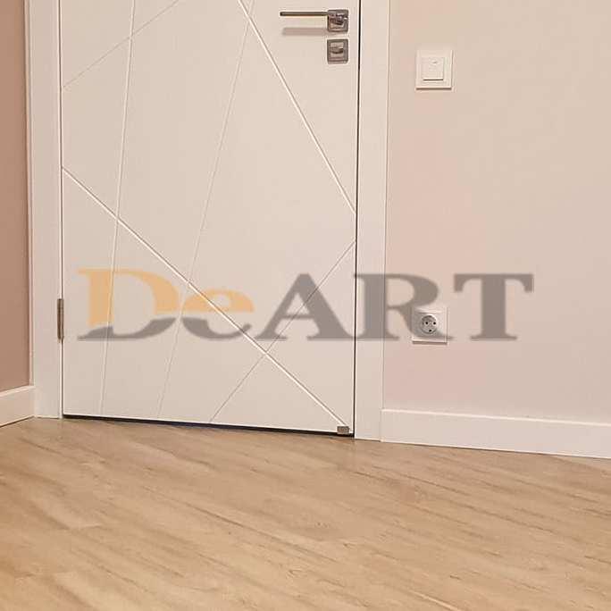 Виниловая плитка DeArt Floor - Lite Дуб Алканта