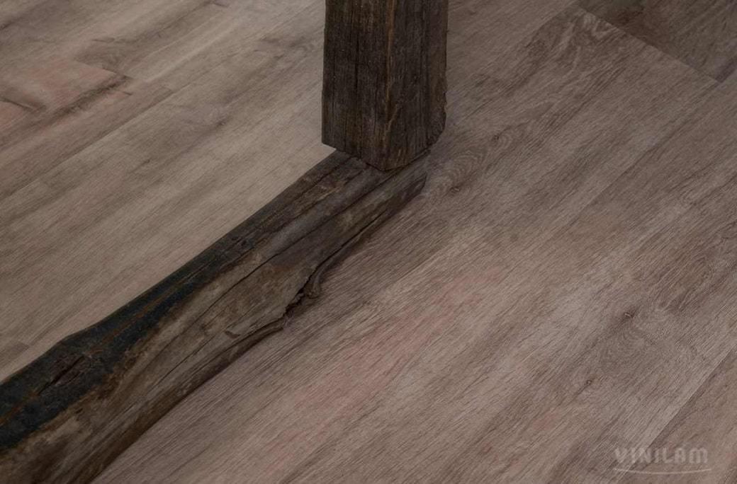 Виниловый ламинат Allure Floor - Isocore (7.5 мм) Дуб розовато-лиловый