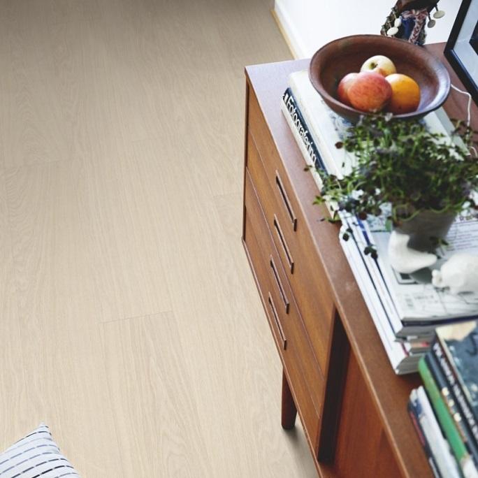 Виниловый пол Pergo - Optimum Click Morden Plank Дуб датский светло-серый (V3131-40099)