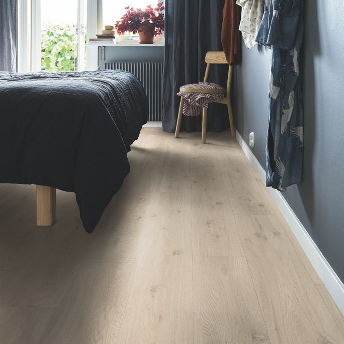 Виниловый пол Pergo - Optimum Click Plank Дуб современный серый (V3107-40017)