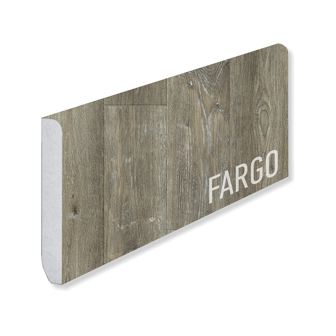Кварцевый плинтус Fargo VL 88029-001 Дуб Дымчатый