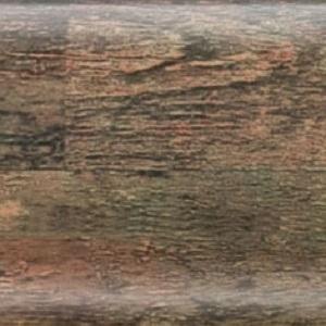 Напольный ПВХ плинтус Salag - NGF56 53 | Дуб красный