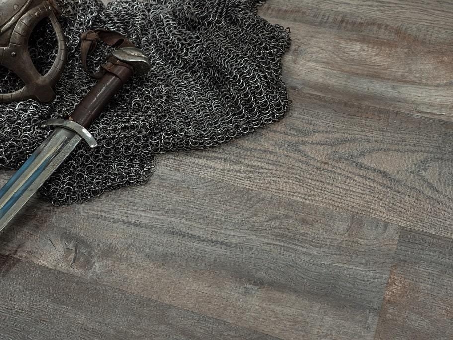 Виниловый ламинат Fine Floor - Wood Дуб Этна (FF-1518)