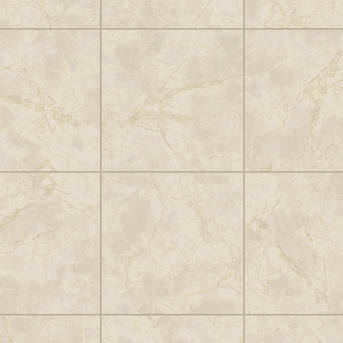 Виниловая плитка Decoria - Office Tile Мрамор Анды