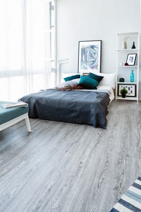 Каменно-полимерный ламинат (SPC) Alpine Floor - Classic Ясень