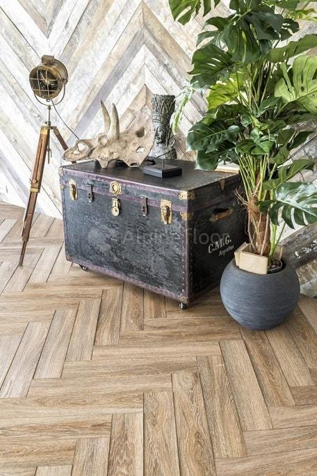 Виниловый ламинат Alpine Floor - Expressive Parquet Кантрисайд