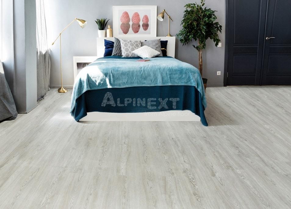Виниловый ламинат Alpine Floor - Ultra Дуб Арктик