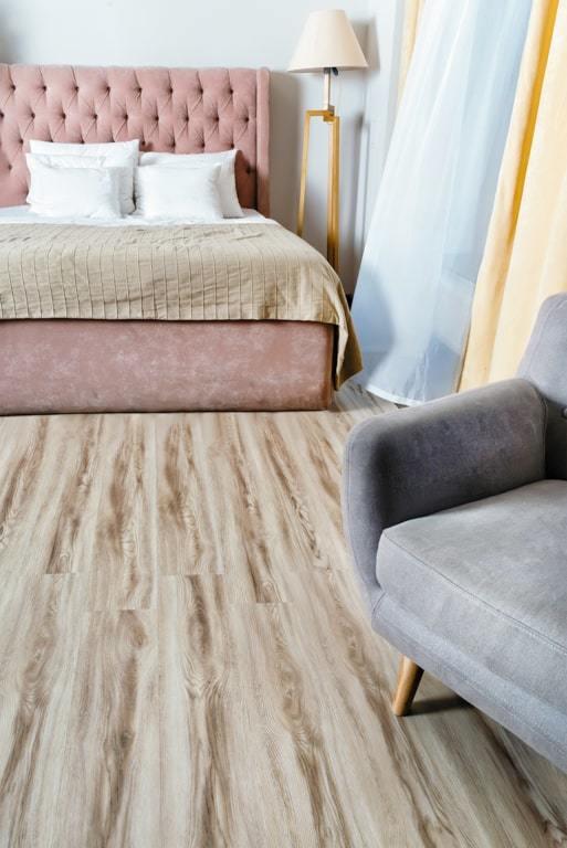 Каменно-полимерная плитка Alpine Floor - Real Wood Клен Канадский