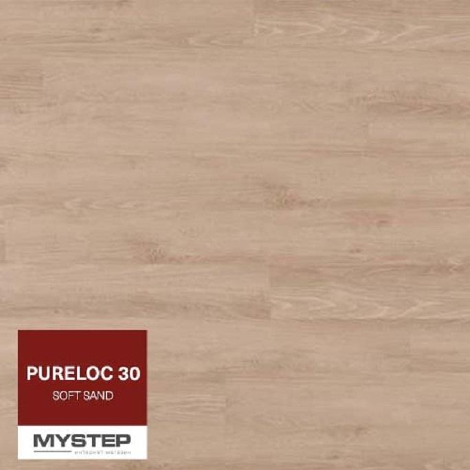 Виниловый ламинат Berry Alloc - PureLoc Мягкий песок (3161-3038)