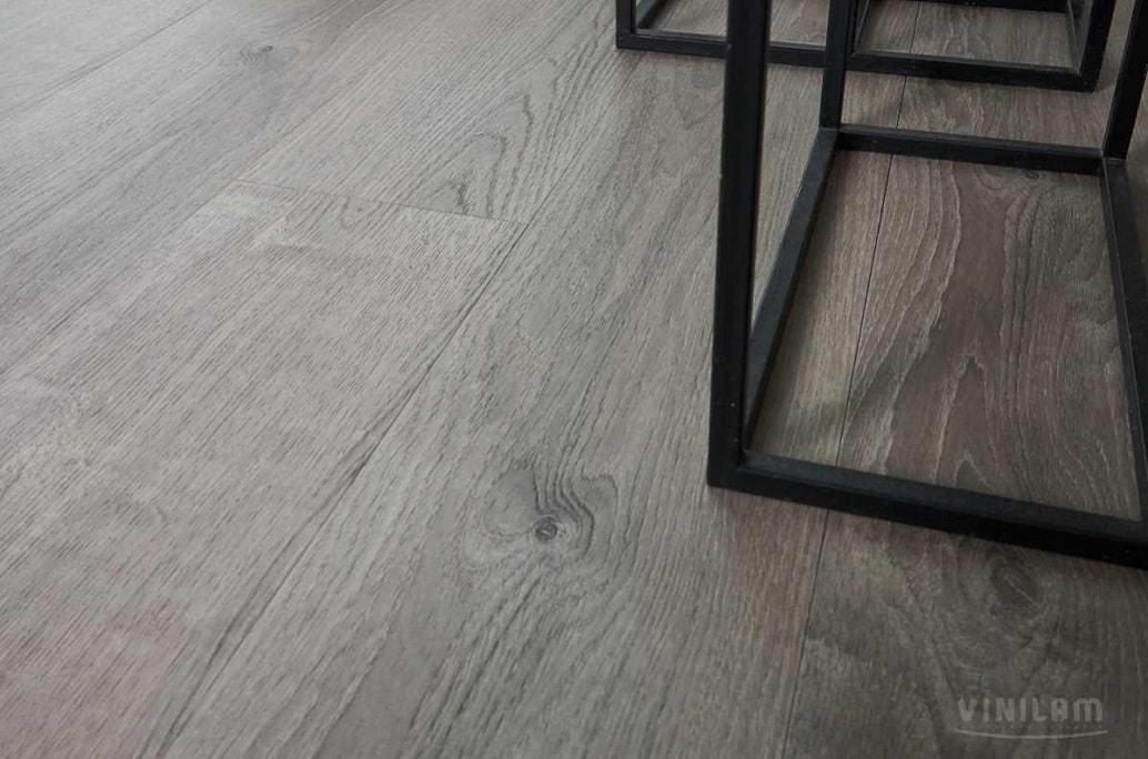 Виниловый ламинат Allure Floor - Isocore (7.5 мм) Дуб Дымчатый Сильвер