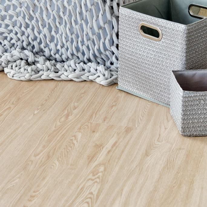Каменно-полимерная плитка Alpine Floor - Classic Ясень Макао