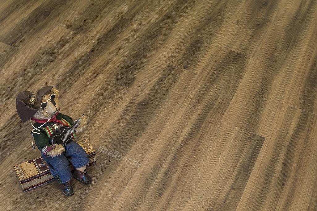 Виниловая плитка Fine Floor - Wood Дуб Готланд (FF-1462)