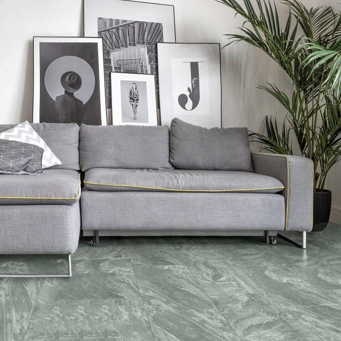 Виниловый ламинат Alpine Floor - Stone Хэмпшир