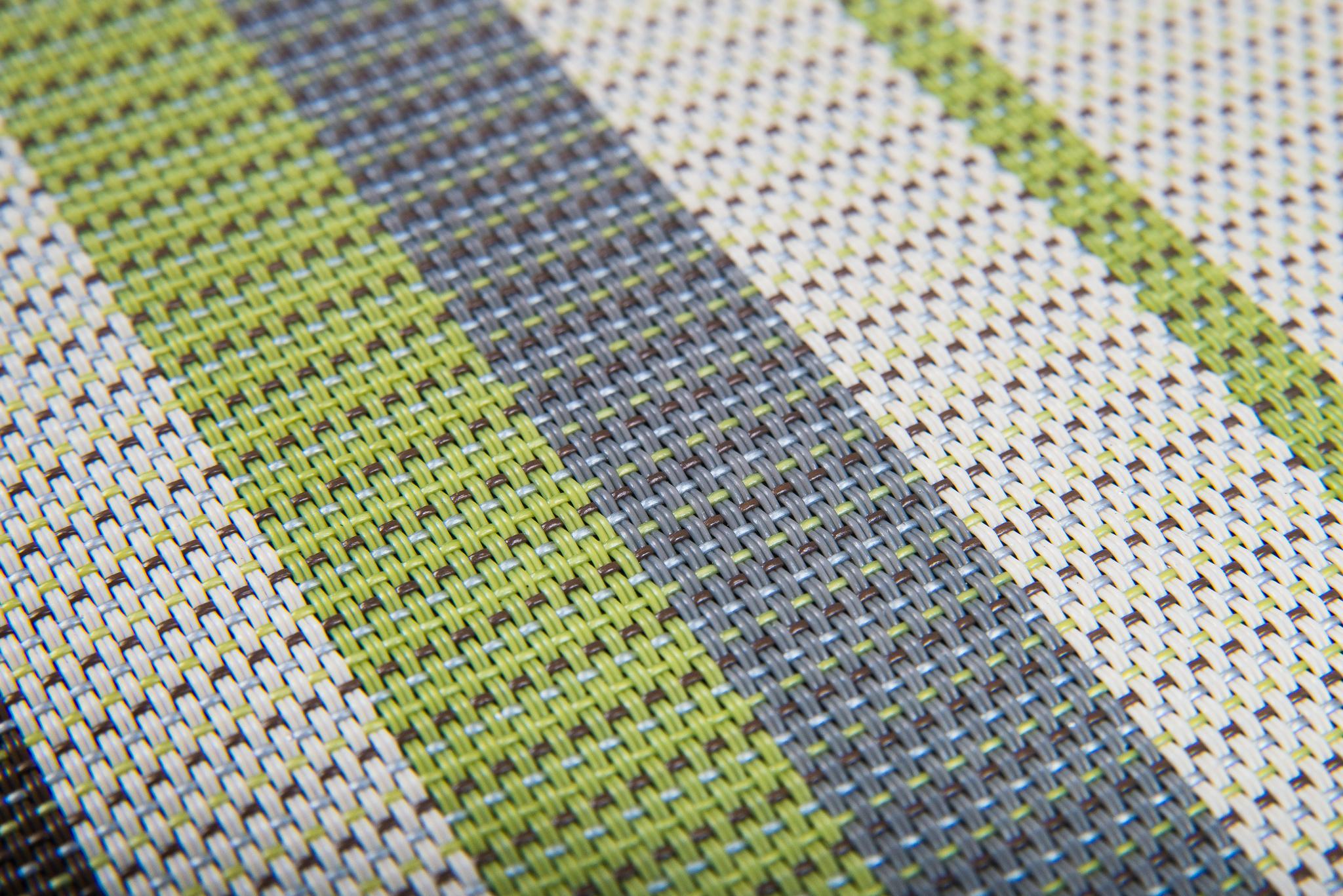 Плетеный виниловый пол Hoffmann - Stripe (ECO - 21008)