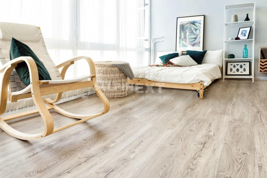 Виниловый ламинат Alpine Floor - Sequoia Grey