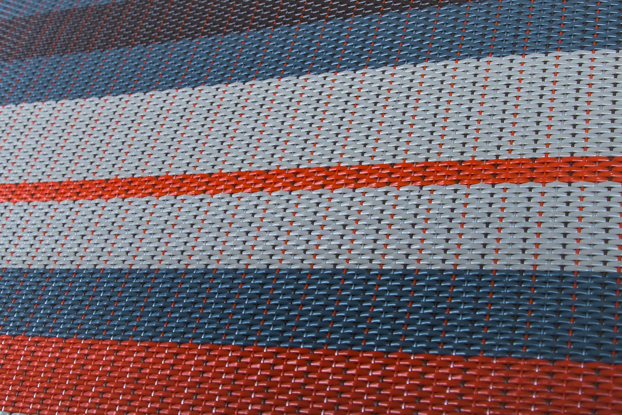 Плетеный виниловый пол Hoffmann - Stripe (ECO - 11026 BS)