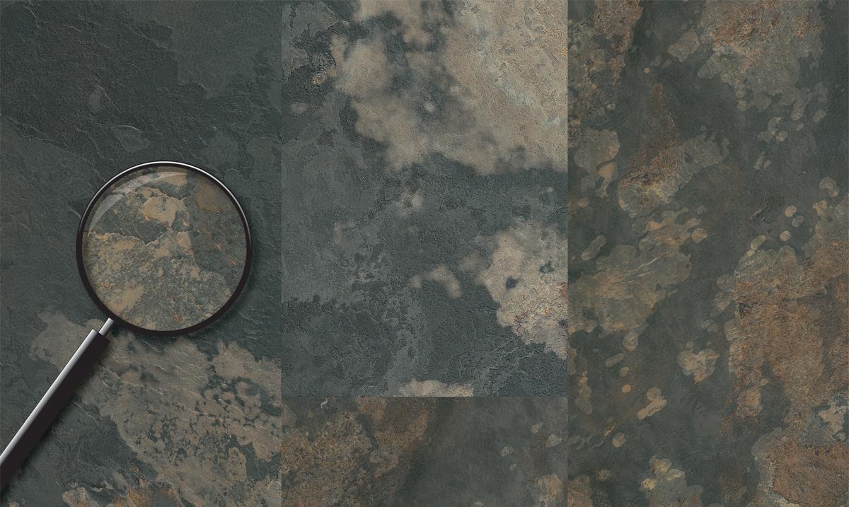 Виниловый ламинат Progress - Natural Stone Rustic Slate