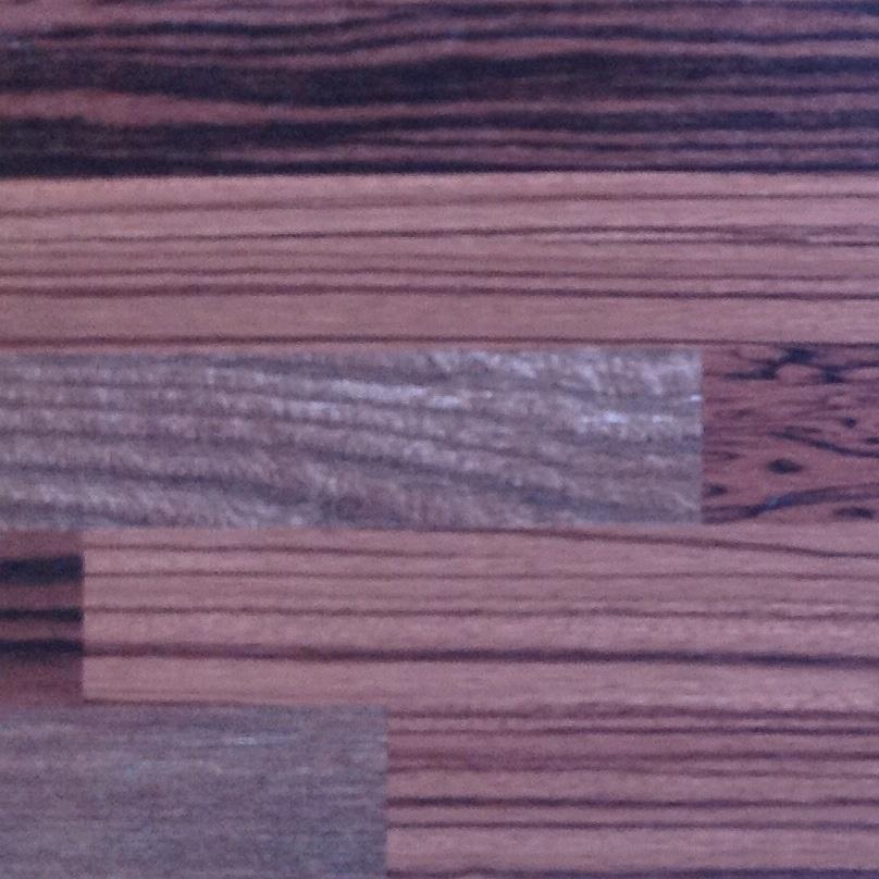 Дизайн плитка ПВХ Rose Rosa - Многополосный Мусари темный
