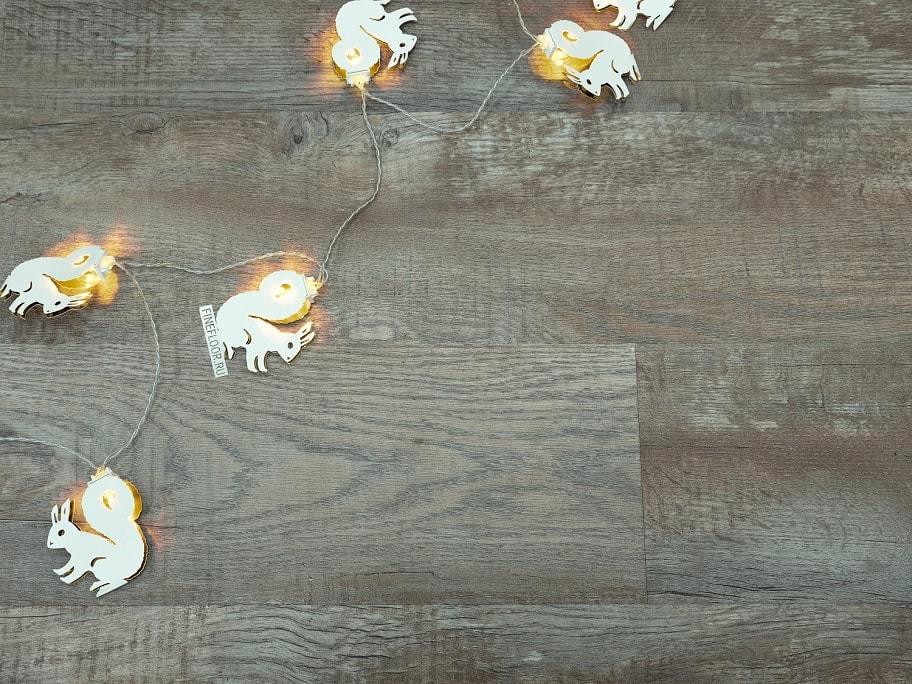 Виниловый ламинат Fine Floor - Wood Дуб Фуэго (FF-1520)