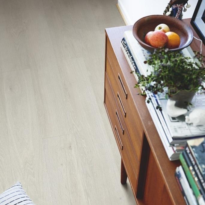 Виниловый пол Pergo - Optimum Click Morden Plank Дуб светло-серый (V3131-40082)