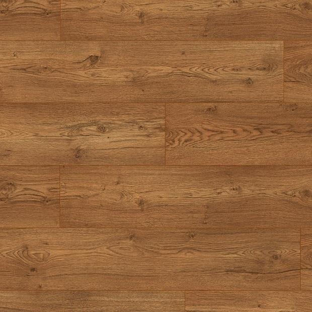 ПВХ плитка Egger - Дуб потрескавшийся коричневый (EPD009)
