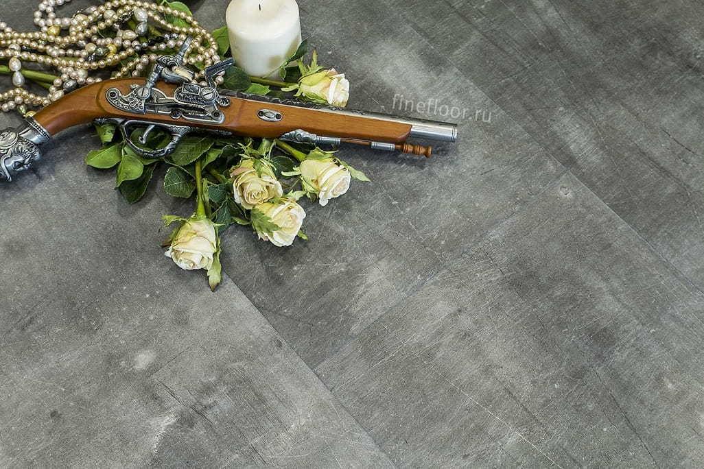 Виниловый ламинат Fine Floor - Stone Детройт (FF-1540)