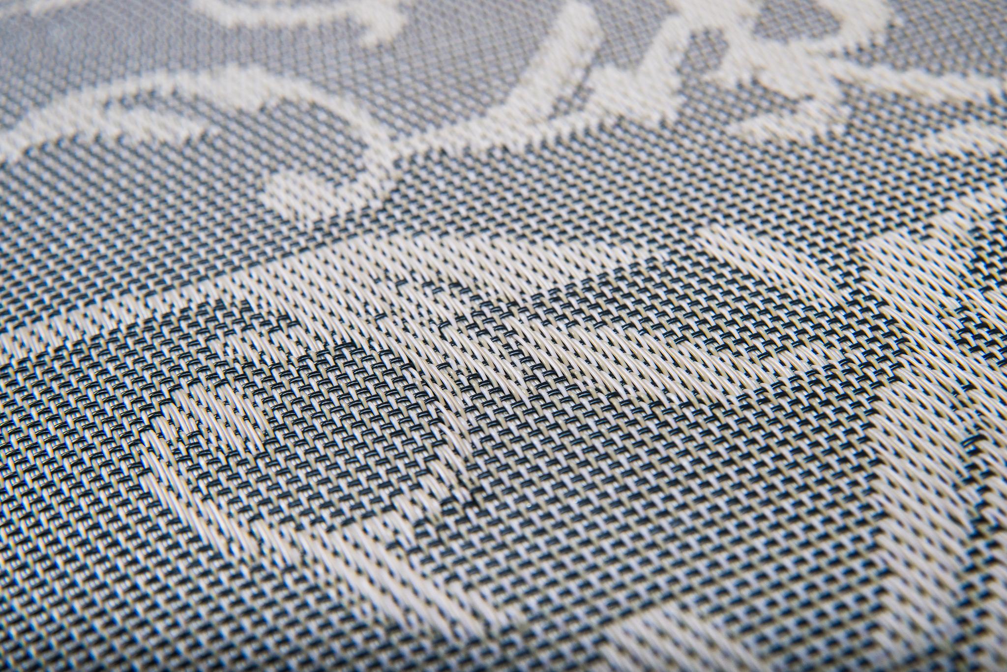 Плетеный виниловый пол Hoffmann - Decoration (ECO - 8009 H)