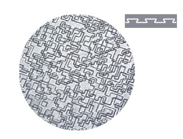 Модульное покрытие Sensor - Tech Св. серый | 500x500x7 мм