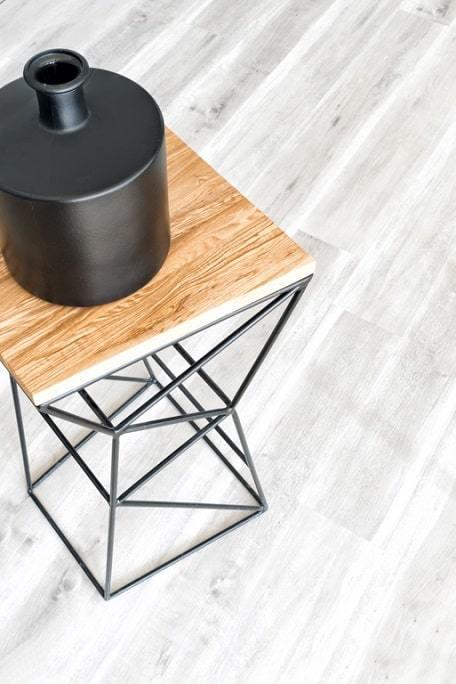 Каменно-полимерный ламинат (SPC) Alpine Floor - Classic Дуб выбеленный