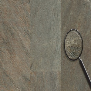 Виниловый ламинат Progress - Natural Stone Gleam Slate Grey-green