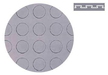 Модульное покрытие Sensor - Avers Черный | 500x500x7 мм