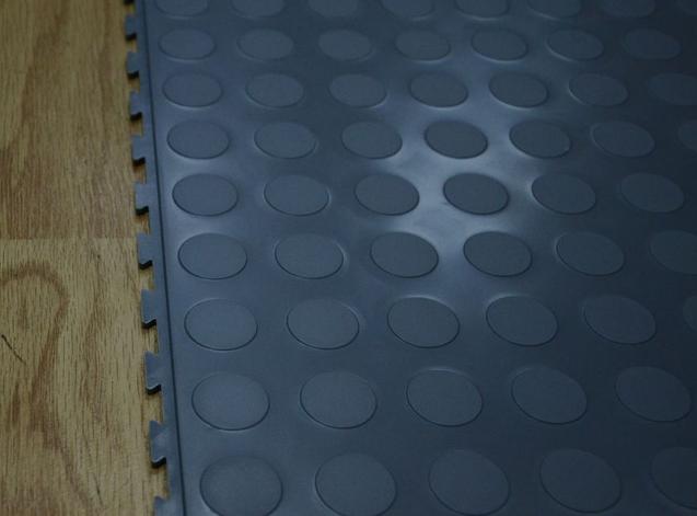 Модульное покрытие Sensor - Avers Красный   500x500x7 мм