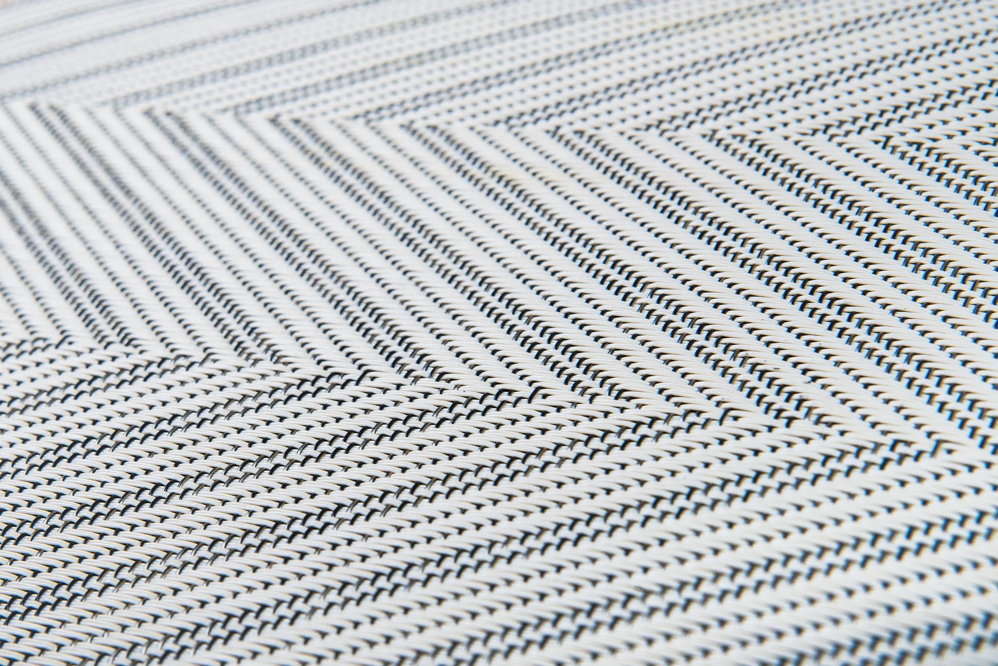 Плетеный виниловый пол Hoffmann - Decoration (ECO - 21010)