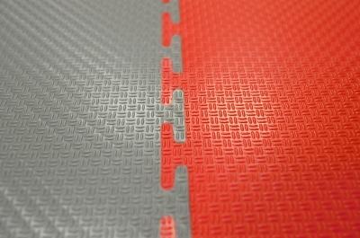 Модульное покрытие Sensor - Stiks Серый | 500x500x7 мм