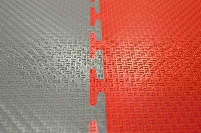 Модульное покрытие Sensor - Stiks Св. серый | 500x500x7 мм