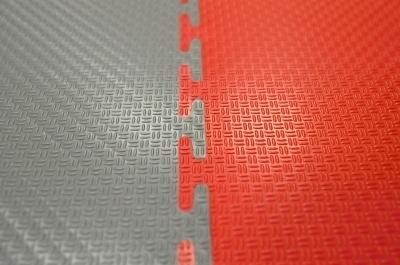 Модульное покрытие Sensor - Stiks Красный | 500x500x7 мм