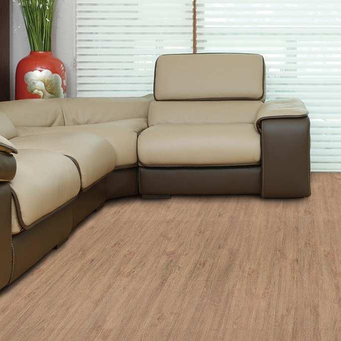 Виниловая плитка DeArt Floor - Strong Дикая Вишня