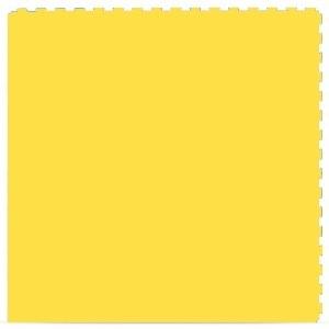Модульное покрытие Sensor - Secret Желтый | 500x500x7 мм