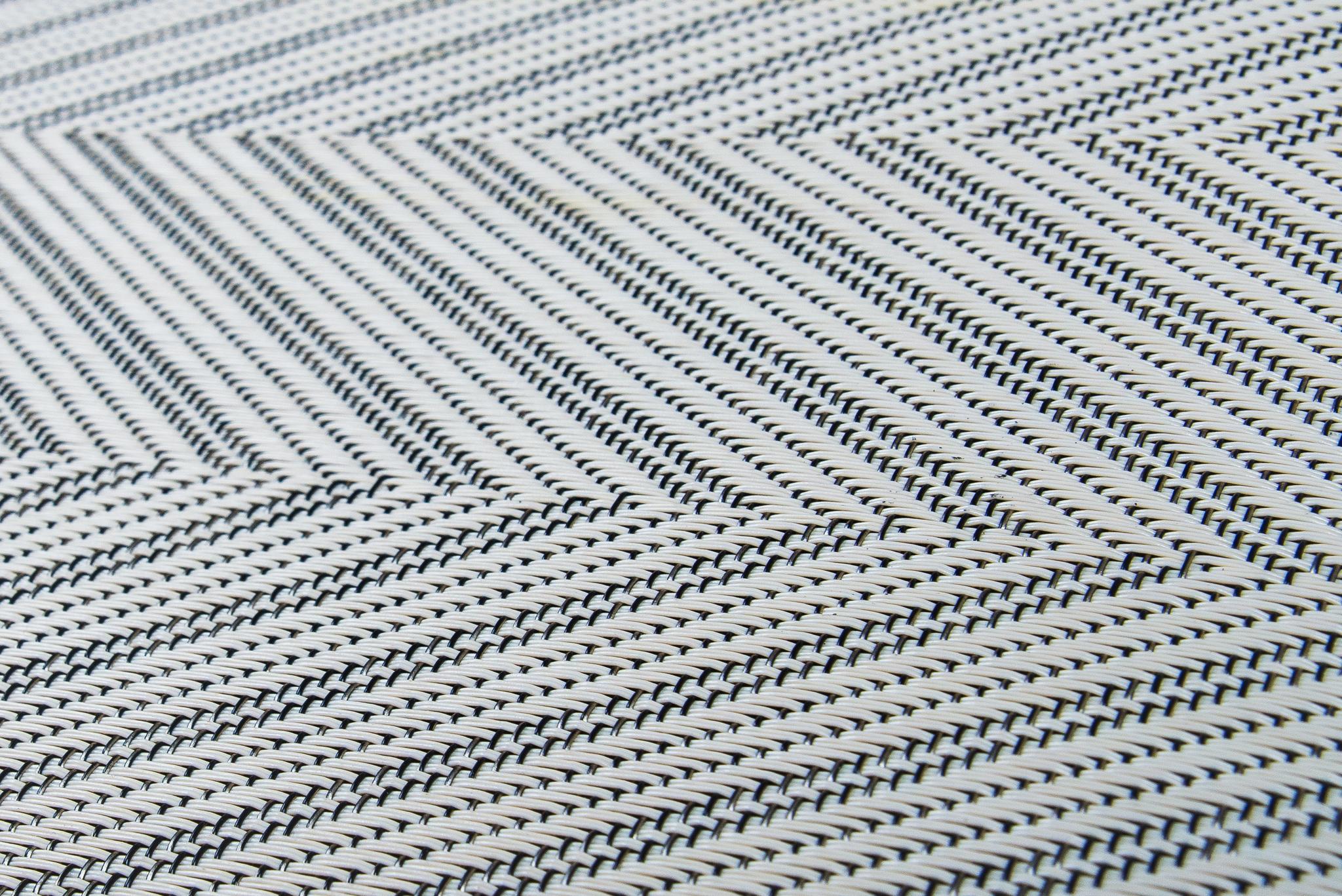 Плетеный виниловый пол Hoffmann - Walls (ECO - 21010 WS)
