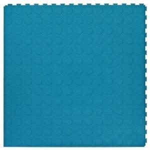 Модульное покрытие M-Tile - Jeton Голубой | 500x500x7 мм