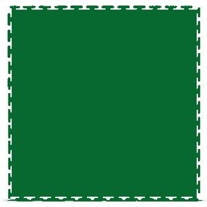 Модульное покрытие M-Tile - Jeton Зелёный | 500x500x7 мм